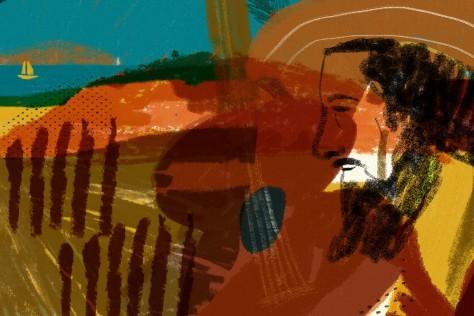 Con-fusione di musica, vino e arte sull'isola del Giglio