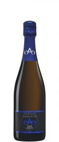 Champagne Cuvée Couer Saphyr Brut Nature
