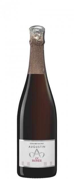 Champagne Cuvée O2 Rosée Eau Brut Nature