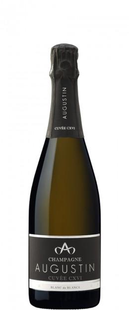 Champagne Cuvée CXVI Sans Soufre Blanc de Blancs Brut Nature