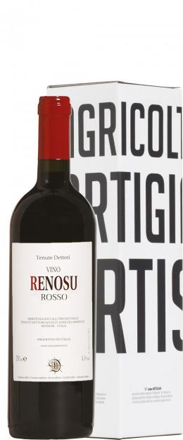 Renosu Rosso - Astuccio