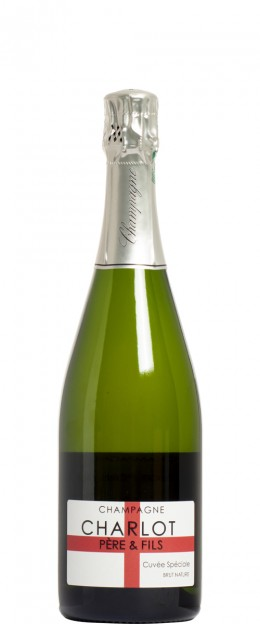 Champagne Cuvée Speciale Brut Nature