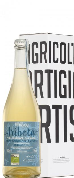 Tribolà Pinot Grigio Frizzante 2018 - Astuccio