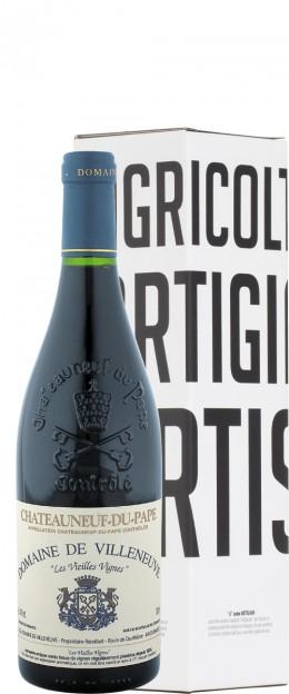 Châteauneuf-du-Pape Les Vieilles Vignes 2016 - Astuccio