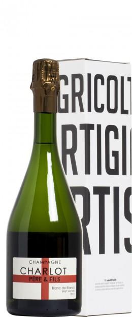 Champagne Blanc de Blancs Brut Nature 2010 - Astuccio