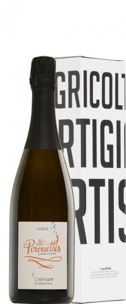 Les Vins Pirouettes Crémant de Stéphane 2016 - Astuccio