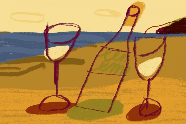 I vini per combattere l'afa