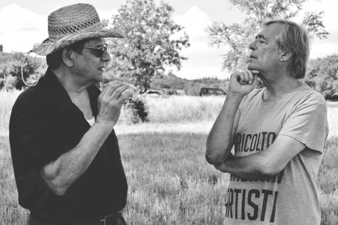 La pasta viva: dialogo con Giovanni Fabbri