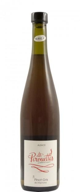 Les Vins Pirouettes Pinot Gris de Stéphane