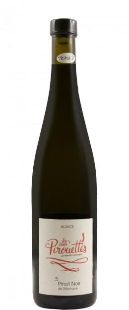 Les Vins Pirouettes Pinot Noir de Stéphane