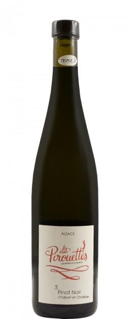 Les Vins Pirouettes Pinot Noir de Hubert & Christian