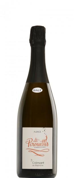 Les Vins Pirouettes Crémant d'Alsace de Stéphane