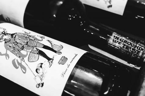 Lo Scapigliato di Calafata: un vino figlio dei fiori