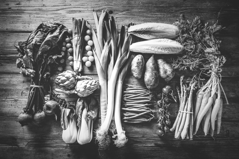 Vini e verdure primaverili, matrimonio di stagione