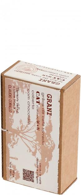 Grani di Caffè Arabica Caturra Ricoperti di Cioccolato