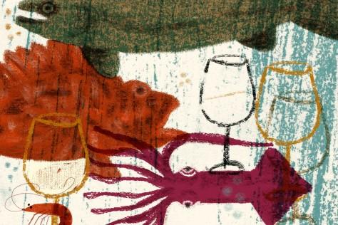 Fish'n'Wine: i vini per il pesce