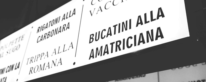 La tradizione a Roma, si fa presto a dire quinto quarto
