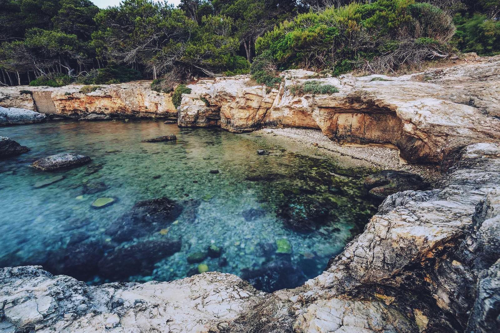 Porto Selvaggio spiaggetta