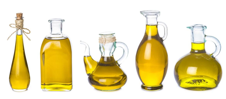 Vasetti di olio