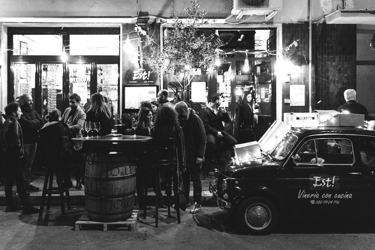 Vineria Est, Bari