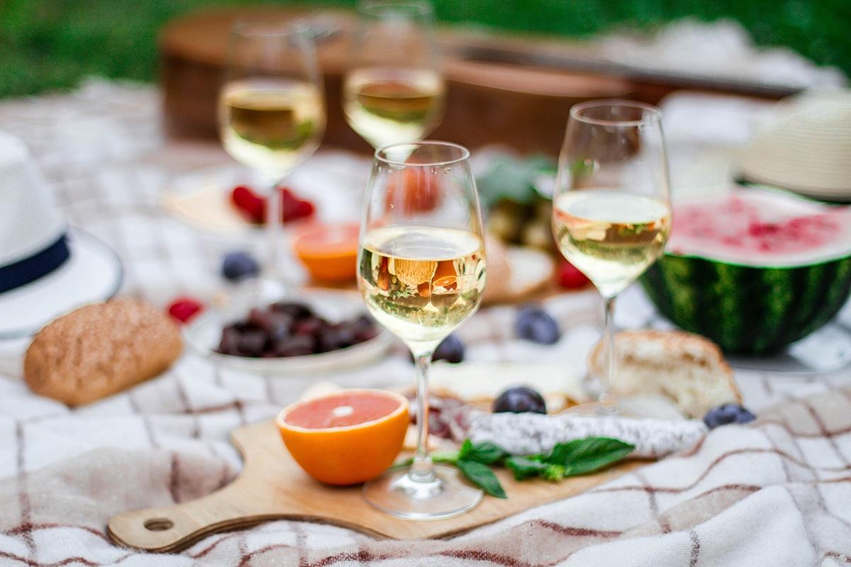 Vino picnic